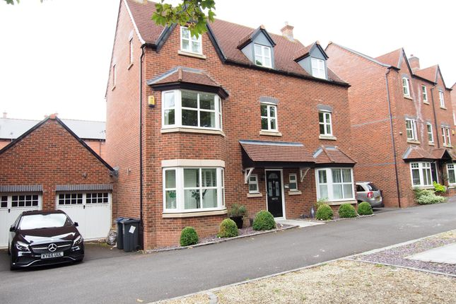 Thumbnail Detached house for sale in Nursery Drive, Handsworth, Birmingham