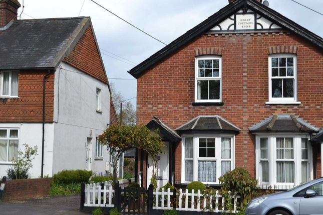 Thumbnail Cottage to rent in Petworth Road, Wormley
