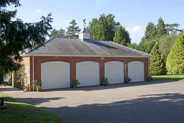 Garage of Penshurst Road, Penshurst, Tonbridge, Kent TN11