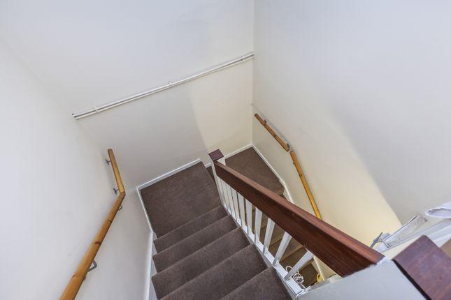 Stairs/Landing of Dean Close, London E9