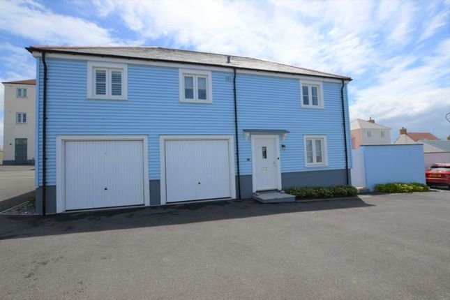 Thumbnail Detached house for sale in Garth Tennyson, Nansledan, Newquay