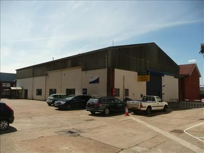 Light industrial to let in Building 03, Ics House, Hall Road, Heybridge, Maldon, Essex