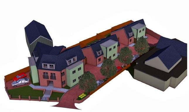 Thumbnail Land for sale in Dragons Well Road, Bristol