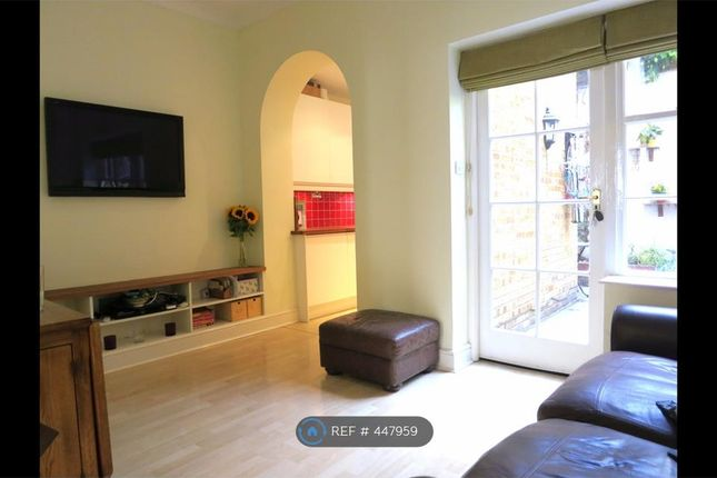 Thumbnail Flat to rent in Wadeson Street, London