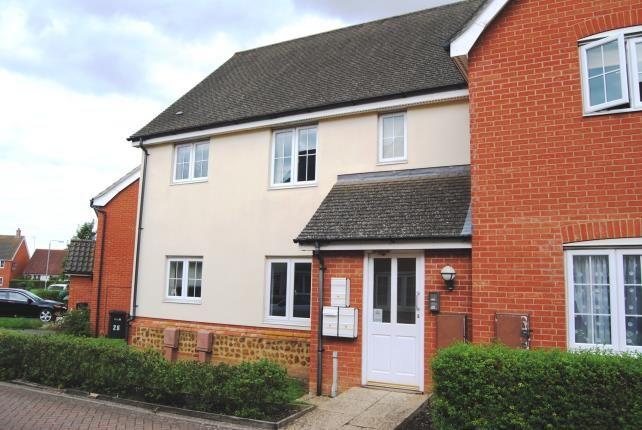Thumbnail Flat for sale in South Wootton, Kings Lynn, Norfolk
