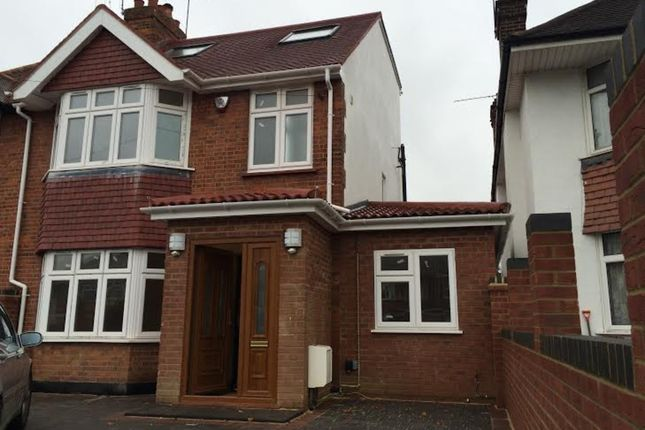 Thumbnail Semi-detached house for sale in Langley Road, Langley, Slough