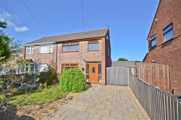 Thumbnail Semi-detached house for sale in Rosley Road, Wigan