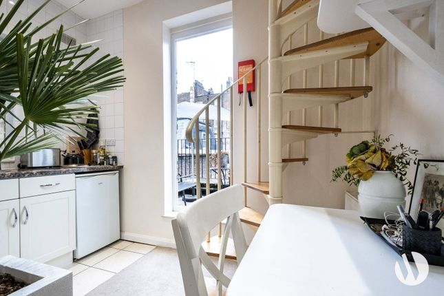 Studio to rent in Inverness Terrace, London W2