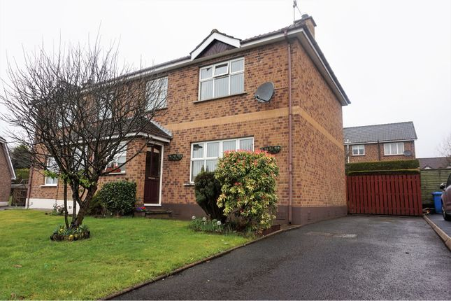 Thumbnail Semi-detached house for sale in Pelham Road, Londonderry