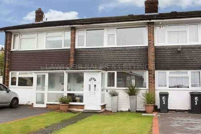 Thumbnail 3 bedroom terraced house to rent in Maypole Drive, Chigwell