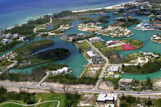 Land for sale in Bahama Reef Yacht And Country Club, Grand Bahama, The Bahamas
