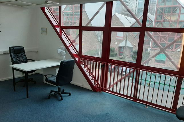 Thumbnail Office to let in Canary Wharf, London