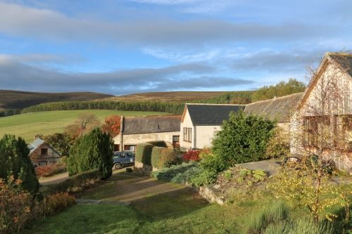 Thumbnail Cottage for sale in Glenlivet, Moray
