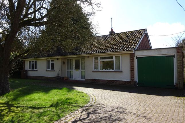 Thumbnail Detached bungalow for sale in Westgate Street, Long Melford, Sudbury