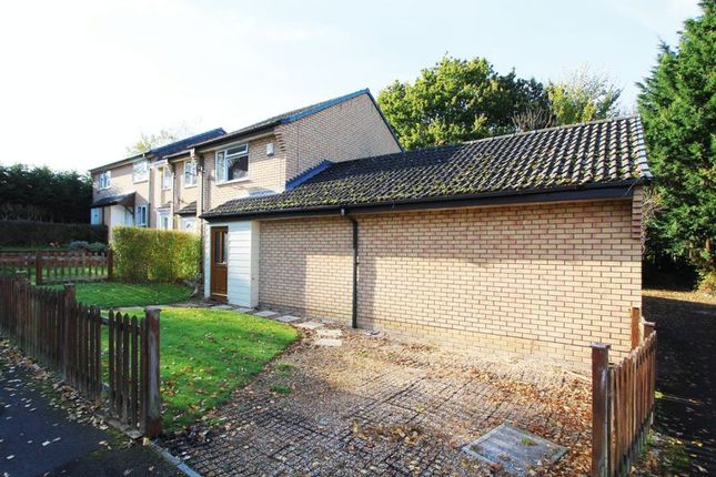 2 bed terraced house for sale in Webburn Gardens, West End, Southampton