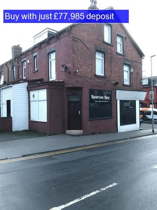 Thumbnail Commercial property for sale in Bayswater Road, Leeds