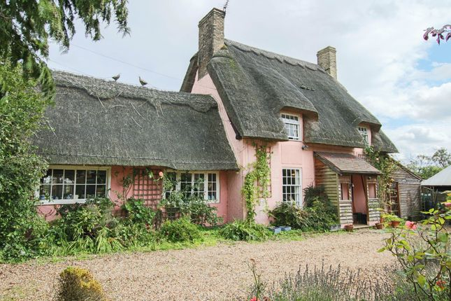 Thumbnail Cottage for sale in Maltings Lane, Great Chishill, Royston