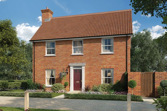 Thumbnail Detached house for sale in Church Hill, Saxmundham