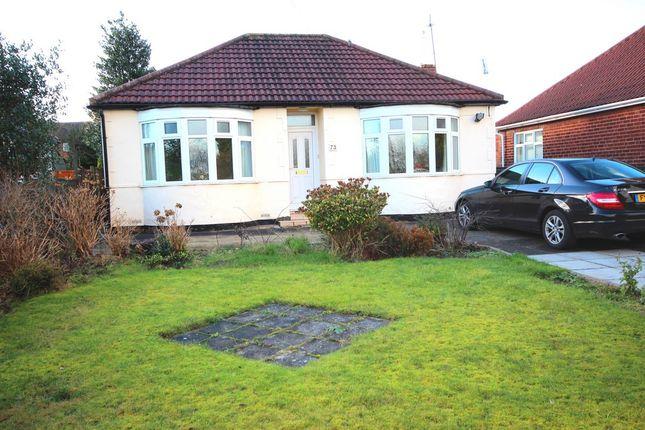 Thumbnail Detached bungalow to rent in Lane Green Road, Codsall, Wolverhampton