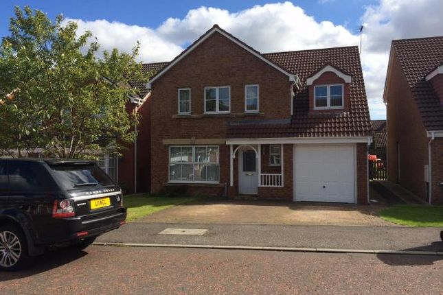 Thumbnail Detached house to rent in Mauldeth Road, Broxburn