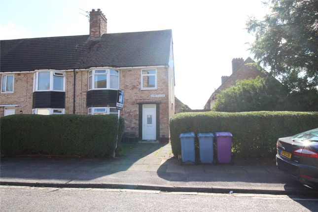 Thumbnail End terrace house for sale in Gerneth Close, Liverpool