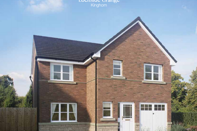 Thumbnail Detached house for sale in Kinghorn Loch, Kinghorn, Burntisland, Fife