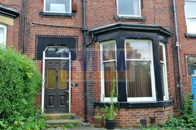 Thumbnail Terraced house to rent in Kelso Road, Leeds, West Yorkshire LS2, Leeds,