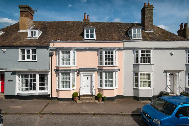 Thumbnail Town house for sale in High Street, Charing