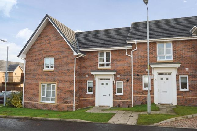 Thumbnail Terraced house for sale in Clarence Crescent, Clydebank