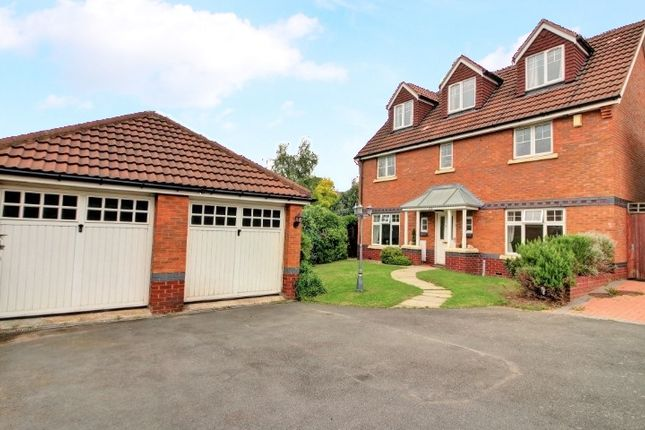 Detached house for sale in Okehampton Drive, West Bromwich