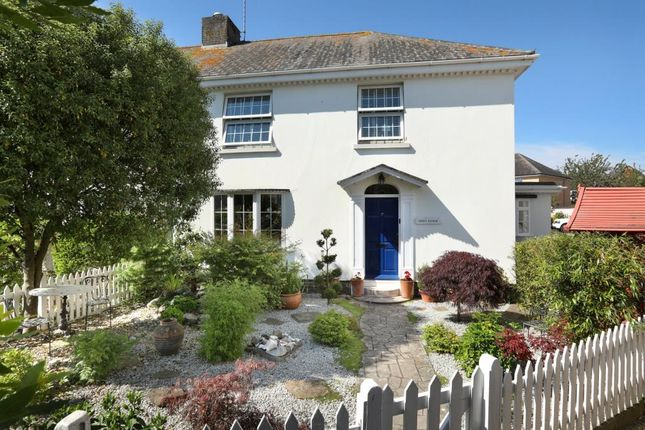 Thumbnail End terrace house for sale in Riverside, Shaldon, Devon