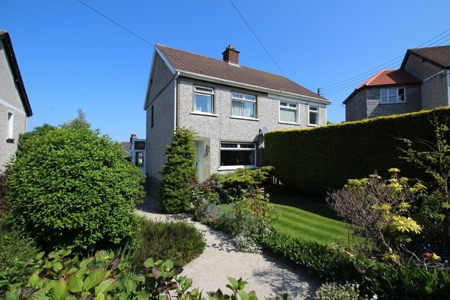 Thumbnail Semi-detached house for sale in Summerhill Park, Bangor
