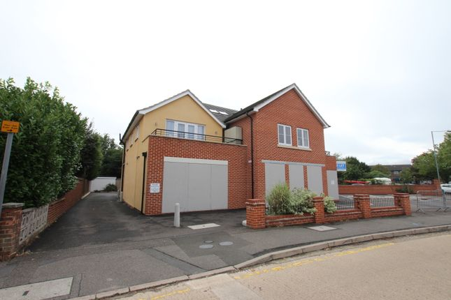 Thumbnail Flat for sale in Cotman Road, Colchester