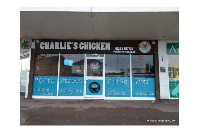 Thumbnail Restaurant/cafe to let in 1504 Wimborne Road, Kinson