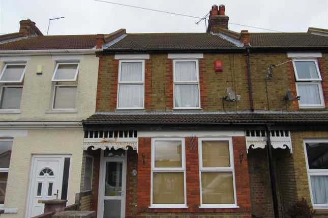 Thumbnail Terraced house for sale in Carlton Hill, Herne Bay