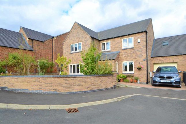 Thumbnail Detached house for sale in High Court Drive, Keyworth, Nottingham