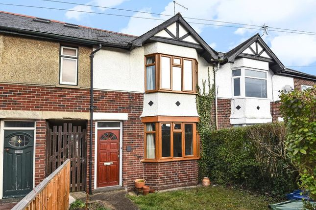 Thumbnail Terraced house for sale in Leys Place, Oxford