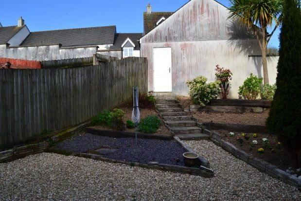 Thumbnail Property to rent in Golitha Rise, Liskeard