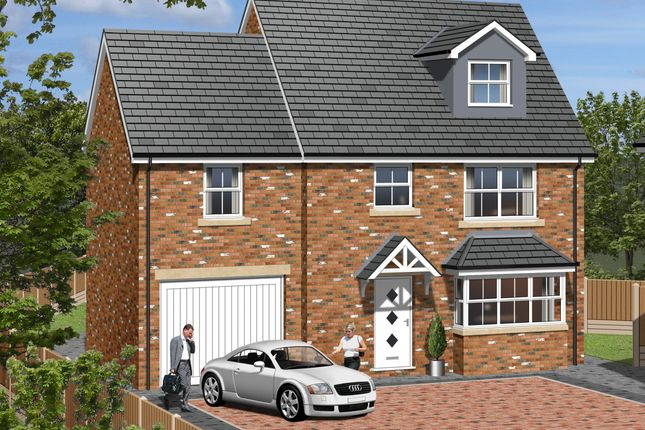 Thumbnail Detached house for sale in Plot 5, Westfield Lane, South Elmsall