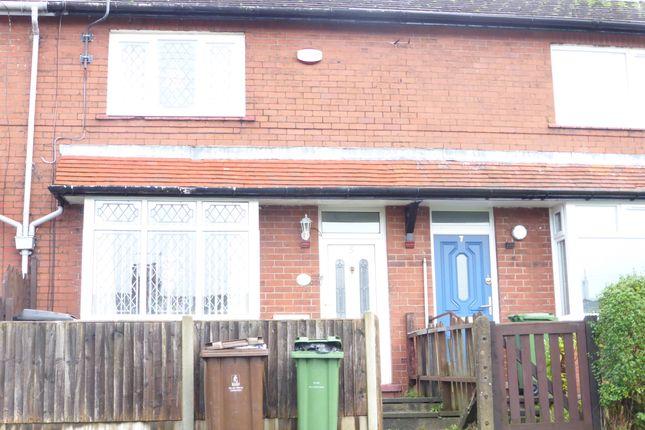Thumbnail Terraced house for sale in Chester Avenue, Stalybridge