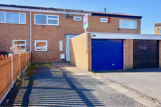Thumbnail Terraced house for sale in Briarwood, Telford