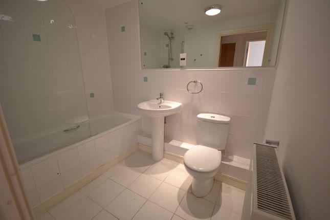 Bathroom of 50@Drakes Circus, 46 Ebrington Street, Plymouth PL4