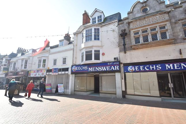Thumbnail Retail premises for sale in 103 St Mary Street, Weymouth