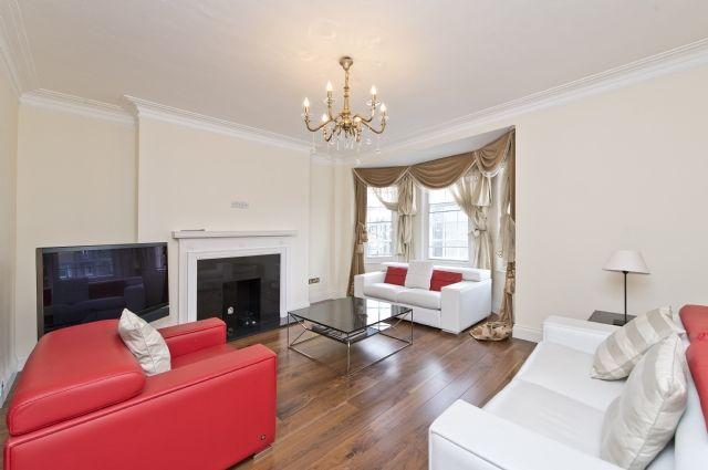 Thumbnail Flat to rent in Malvern Court, Onslow Square, South Kensington, London