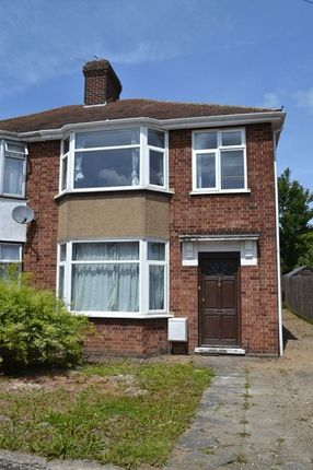 Thumbnail Semi-detached house to rent in Elfleda Road, Cambridge
