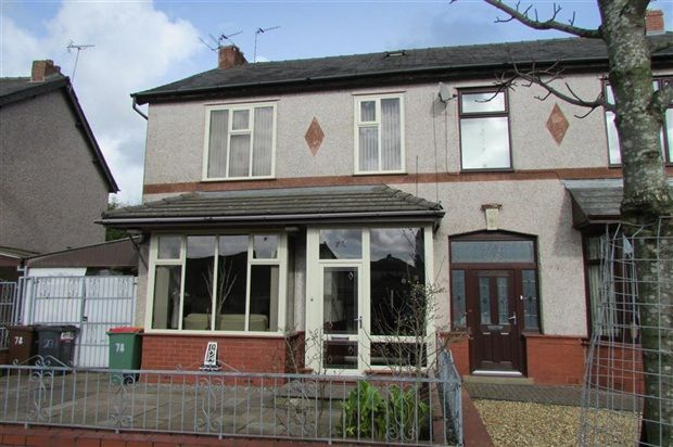 Thumbnail Property for sale in St Andrews Avenue, Preston