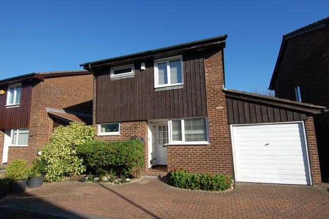 Thumbnail Detached house for sale in Morland Close, Hampton