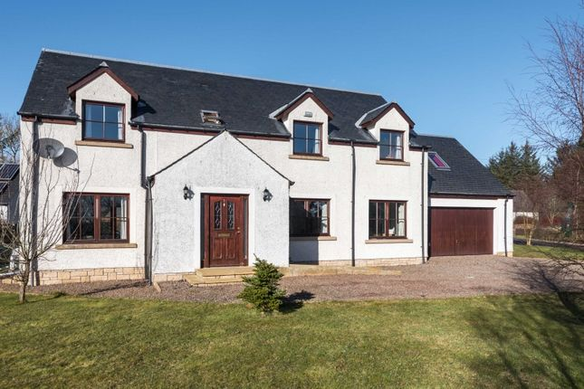 Thumbnail Detached house for sale in Kirkpark, Westruther, Gordon