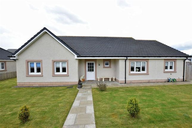 Thumbnail Detached bungalow for sale in School Road, Conon Bridge, Ross-Shire