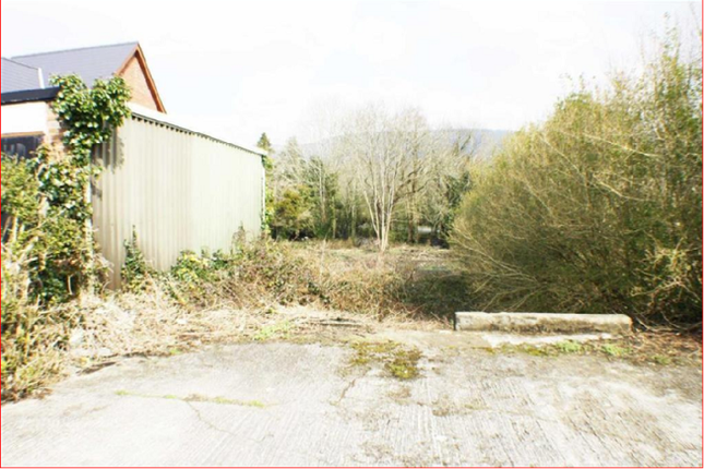 Thumbnail Land for sale in Belmont Terrace, Aberdare